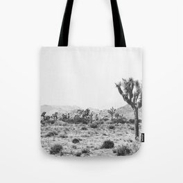 Joshua Tree Monochrome, No. 1 Tote Bag