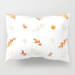 Watercolor autumn Pillow Sham