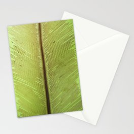 A Green Divide Stationery Cards