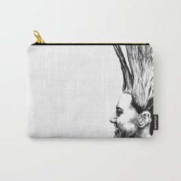 Laura Hawk Carry-All Pouch