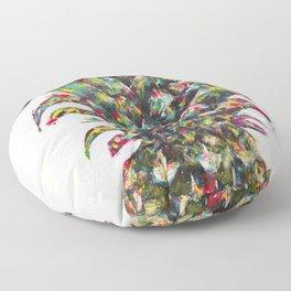 Pineapple no.3 Floor Pillow