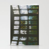 window Stationery Cards featuring Window by Aaron Carberry