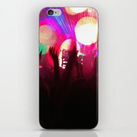 rave iPhone & iPod Skins featuring rave by xp4nder