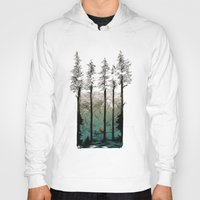 tennessee Hoodies featuring Tennessee Mist by Derik Hobbs Illustration