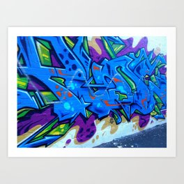 Graf2-2015 Art Print