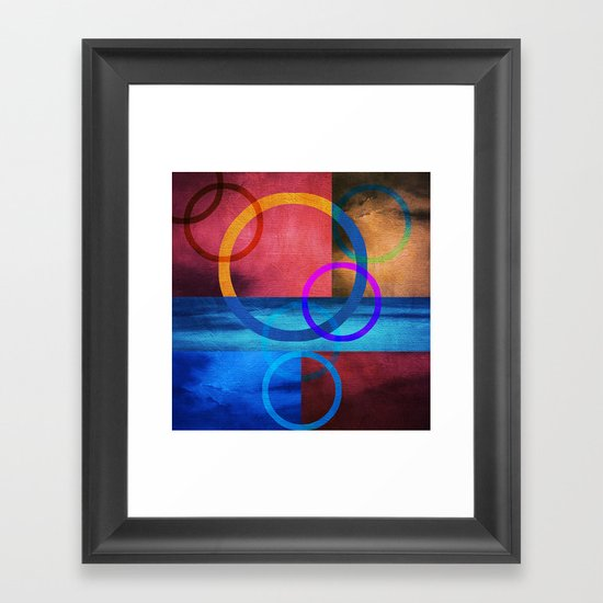 Textures/Abstract 91 Framed Art Print
