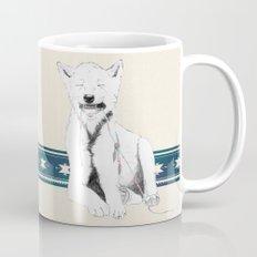 Baby wolf Mug