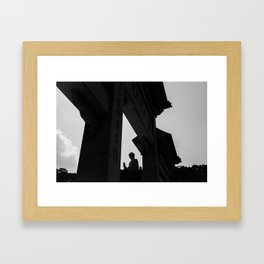 From Tian Than Framed Art Print