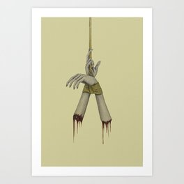 Bound by Love Art Print