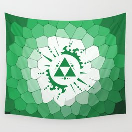 Legend Of Zelda Triforce Wall Tapestry