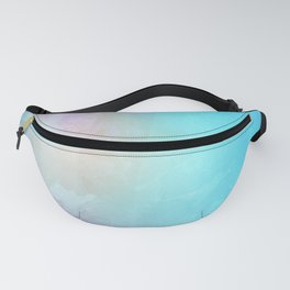 Dream - Watercolor Painting Fanny Pack