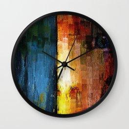Helmer Wall Clock