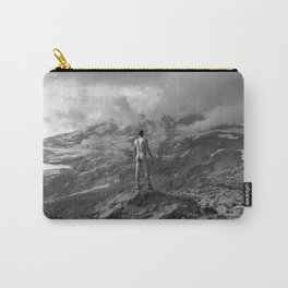 Awesome Nature Nude Hike Carry-All Pouch