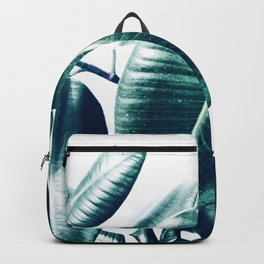 Ficus Elastica #1 Backpack
