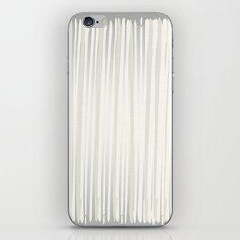 White | Japanese Atmospheres iPhone Skin
