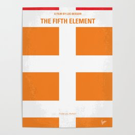 No112 My Fifth Element MMP Poster