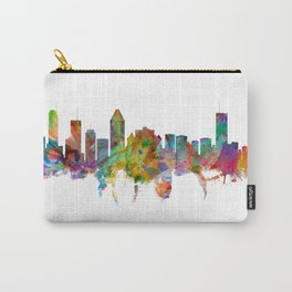 Montreal Canada Skyline Carry-All Pouch