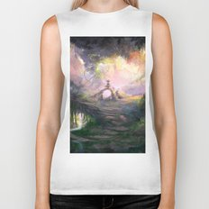 Enchanted Forest Biker Tank