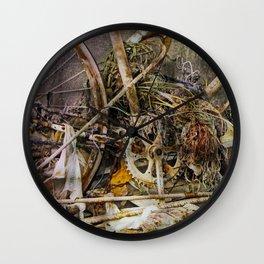 flotsam  Wall Clock