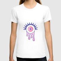 murakami T-shirts featuring EYE DRIP by Stephanie Son