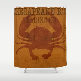 Chesapeake Bay Shower Curtain