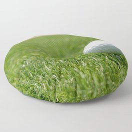 Golf Ball Floor Pillow