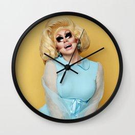 Trixie Mattel Wall Clock