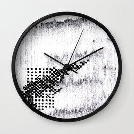 Drift III Wall Clock