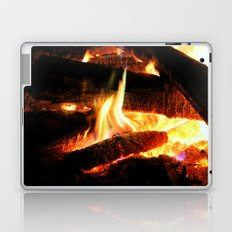 Why Should The Fire Die? Laptop & iPad Skin