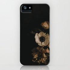winter blooms iPhone (5, 5s) Slim Case