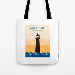 Gulf Shores - Alabama. Tote Bag