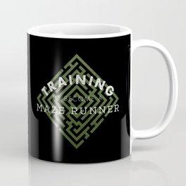 Training: Maze Runner Coffee Mug