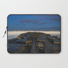 Cloudy Horizon Laptop Sleeve