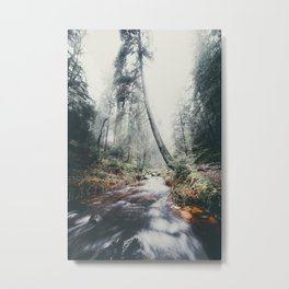 Foggy Feelings Vol.2 Metal Print