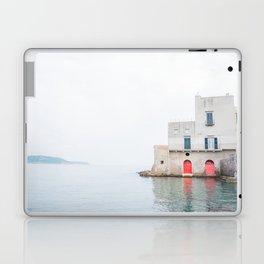 Ischia Island in Italy Sea View Laptop & iPad Skin