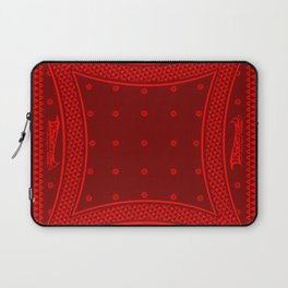 Morning Star (Red) Laptop Sleeve