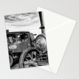 Steam Lorry And Traction Engine Stationery Cards