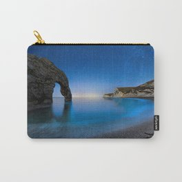 Ocean Arc Galaxy Carry-All Pouch