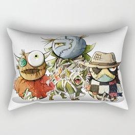 Halloween Pets Rectangular Pillow