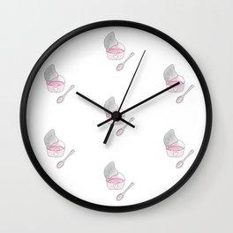 L'coeur en compote Wall Clock