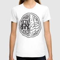 brain T-shirts featuring Brain by RomaM