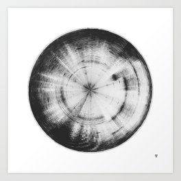 Sound of Neptune Art Print