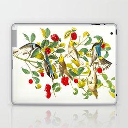 Vintage Scientific Bird & Botanical Illustration Laptop & iPad Skin
