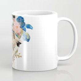 Dandy Giraffe Coffee Mug