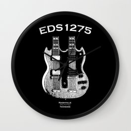 The EDS 1275 Wall Clock