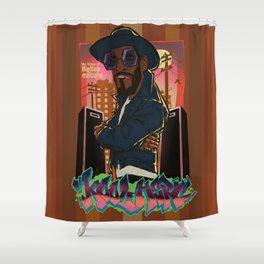 Kool Hercules Shower Curtain