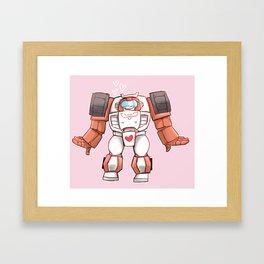 Autobot Swerve Framed Art Print
