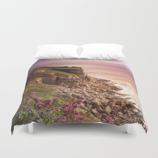 Dorset Coast Duvet Cover