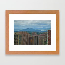 Beijing, China  Framed Art Print