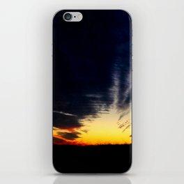 Sunset 3 iPhone Skin